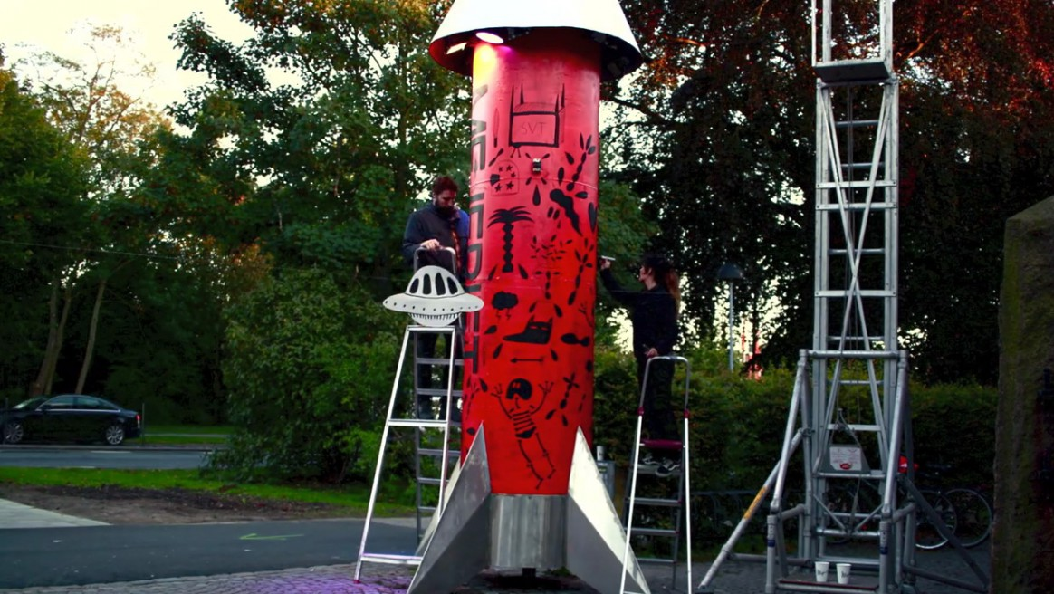 Space Rockit!
